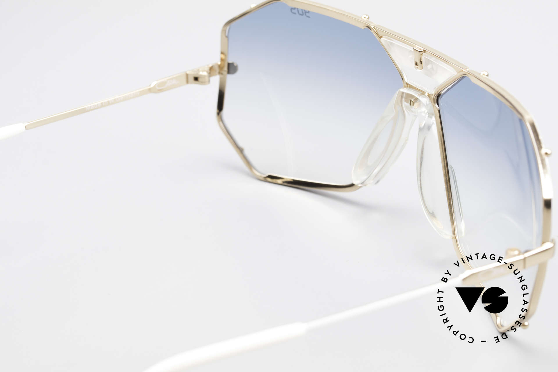 """Cazal 905 Gwen Stefani Vintage Shades, worn by Gwen Stefani (cover """"The Sweet Escape""""), Made for Men and Women"""