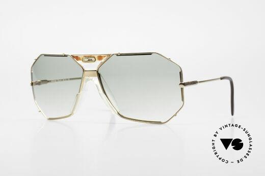 Cazal 905 Gwen Stefani Sunglasses 80's Details