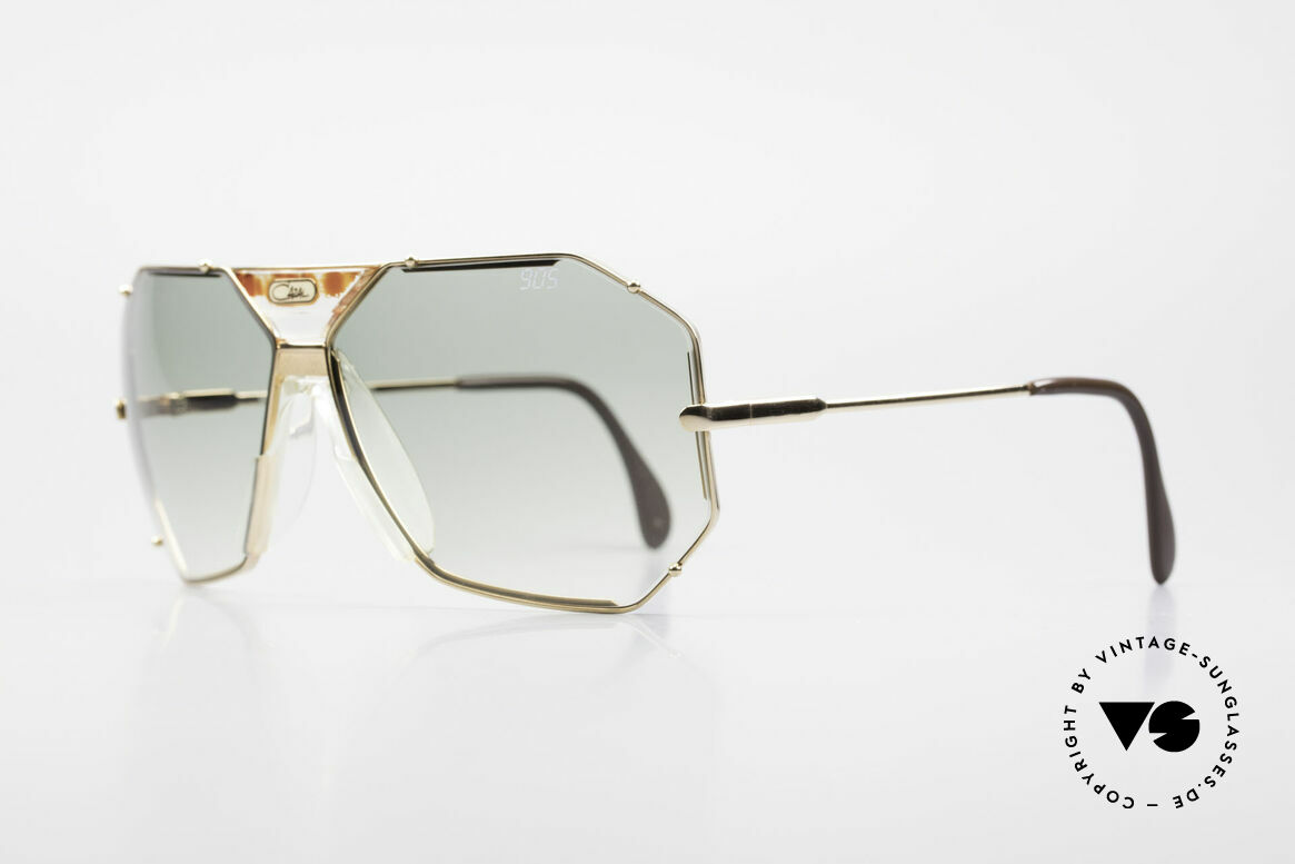 Cazal 905 Gwen Stefani Sunglasses 80's, comes with original Cazal case and extra lenses, Made for Men