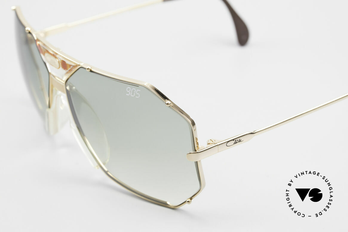 Cazal 905 Gwen Stefani Sunglasses 80's, true vintage rarity by Cazal & collector's item, Made for Men