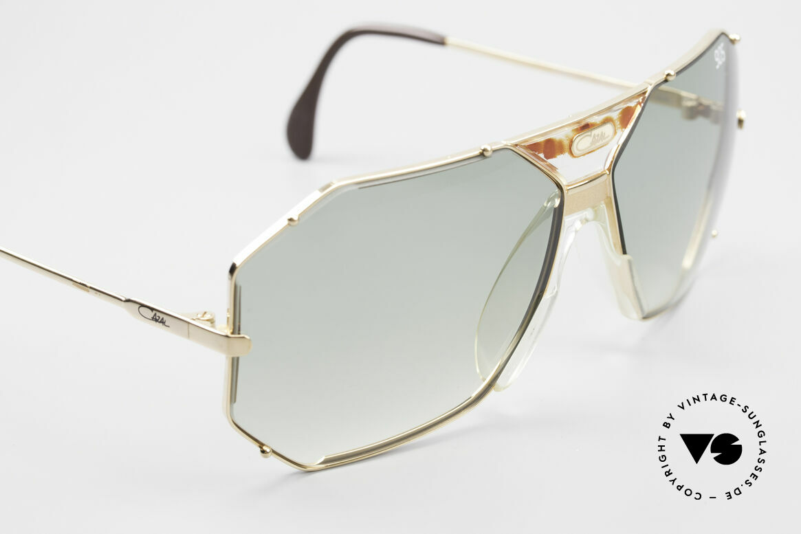 Cazal 905 Gwen Stefani Sunglasses 80's, new old stock (like all our vintage Cazal shades), Made for Men