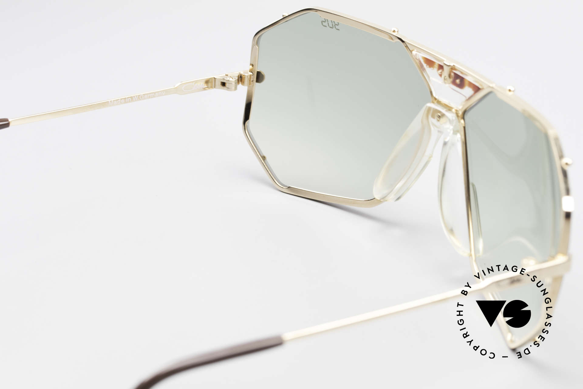"Cazal 905 Gwen Stefani Sunglasses 80's, worn by Gwen Stefani (cover ""The Sweet Escape""), Made for Men"