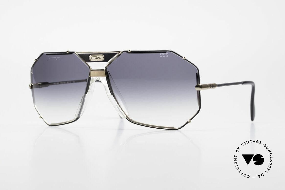 Cazal 905 Original 90's Cazal Model 905, famous Cazal designer sunglasses from 1989/90, Made for Men