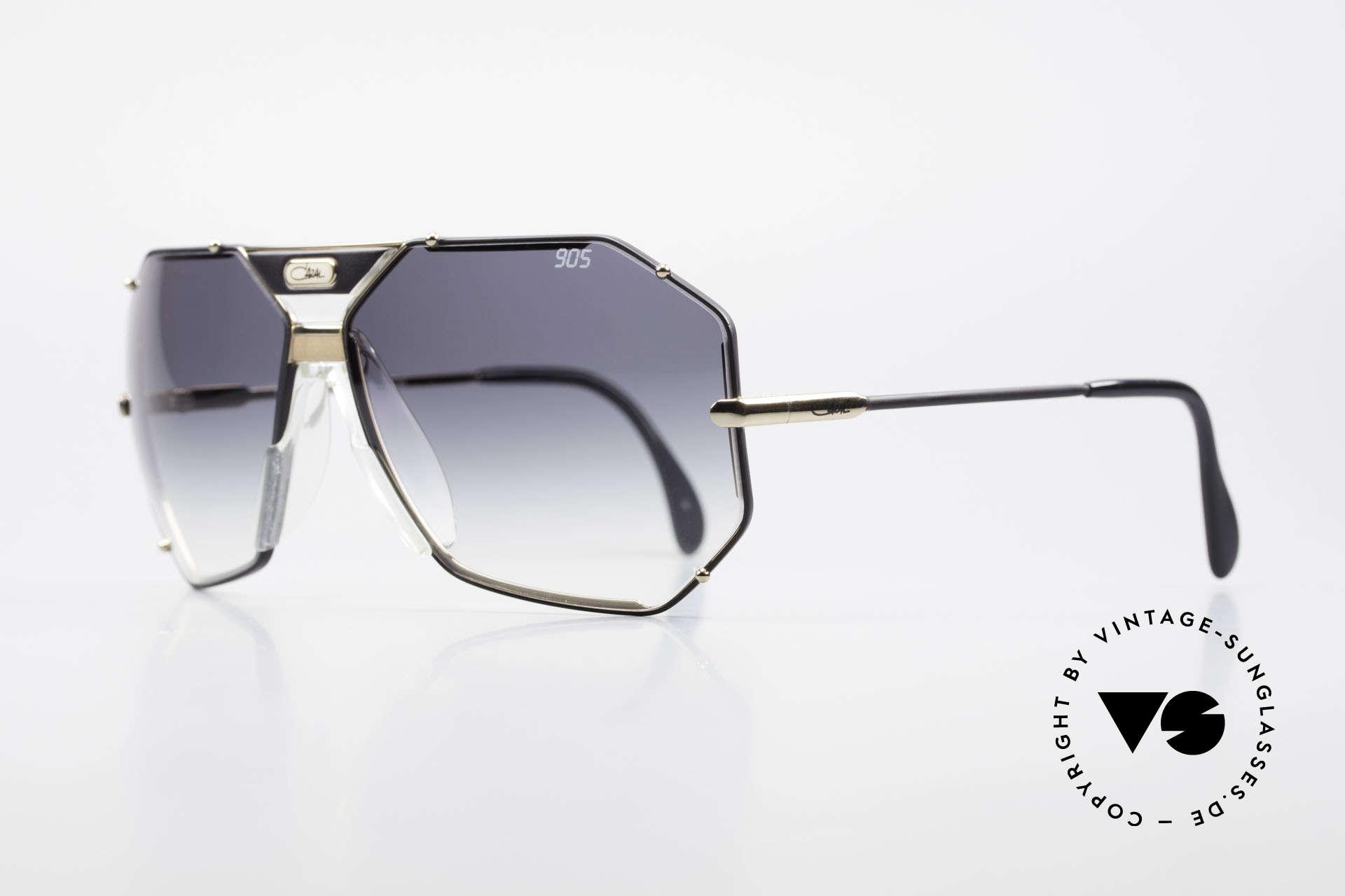 Cazal 905 Original 90's Cazal Model 905, comes with original Cazal case and extra lenses, Made for Men