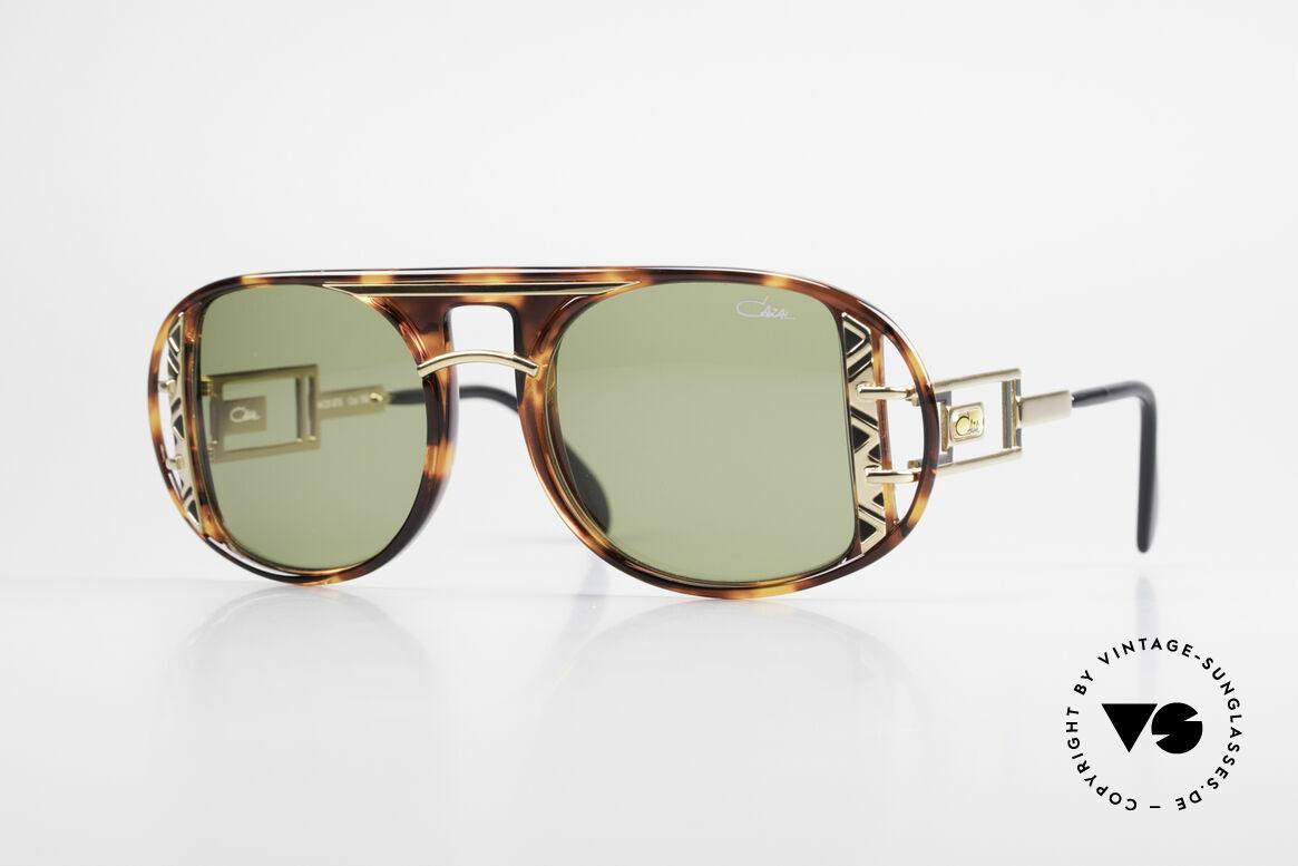 Cazal 875 90's Designer Sunglasses, spectacular Cazal designer shades from 1992/93, Made for Men and Women