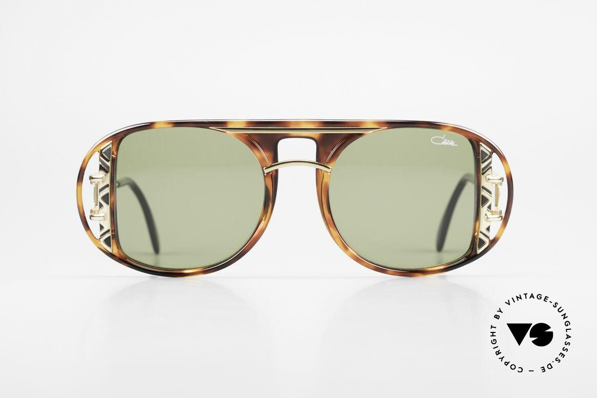Cazal 875 90's Designer Sunglasses, made by design-guru CAri ZALloni (Mr. CAZAL), Made for Men and Women