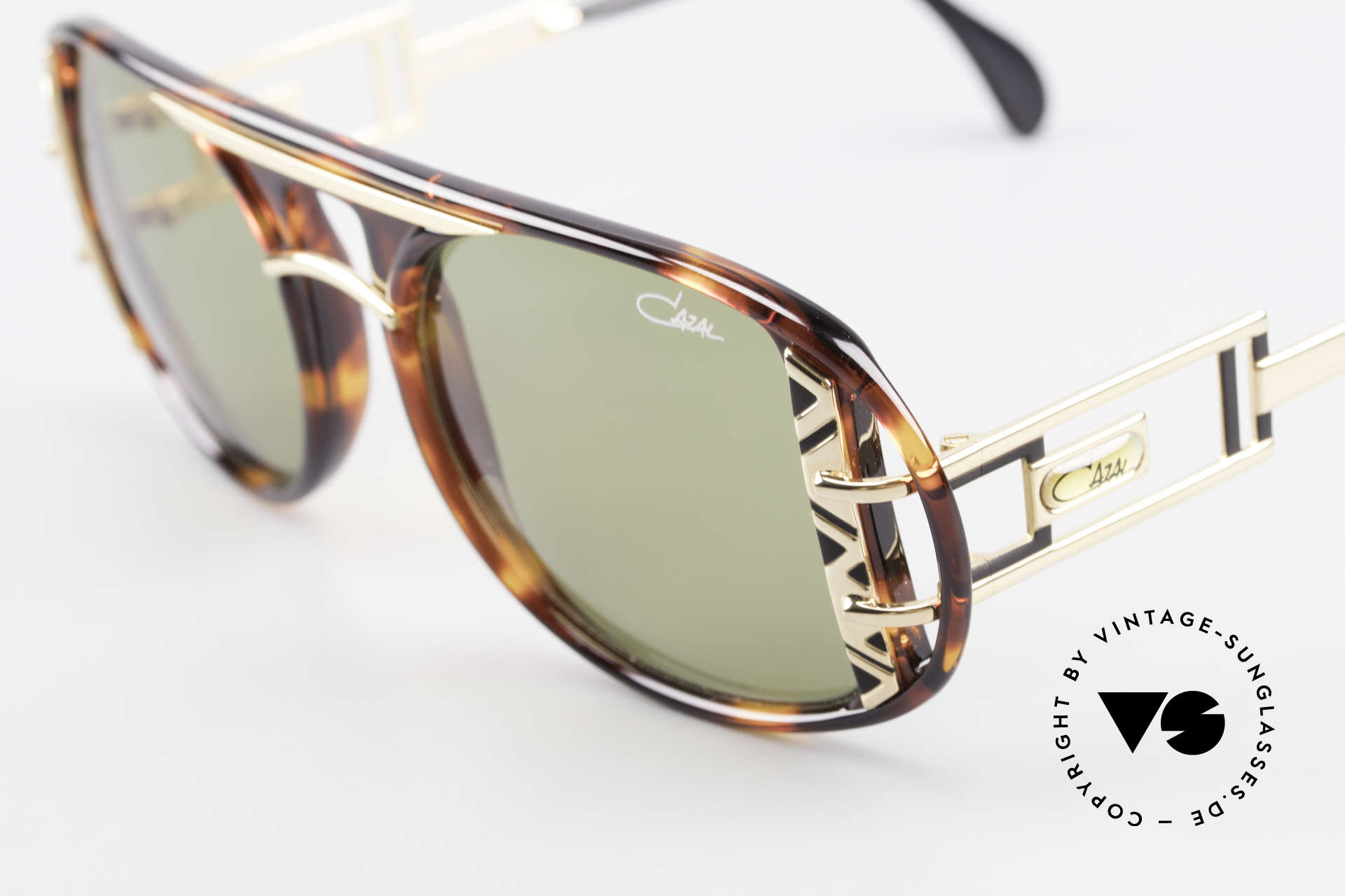 Cazal 875 90's Designer Sunglasses, unworn (like all our vintage designer sunglasses), Made for Men and Women