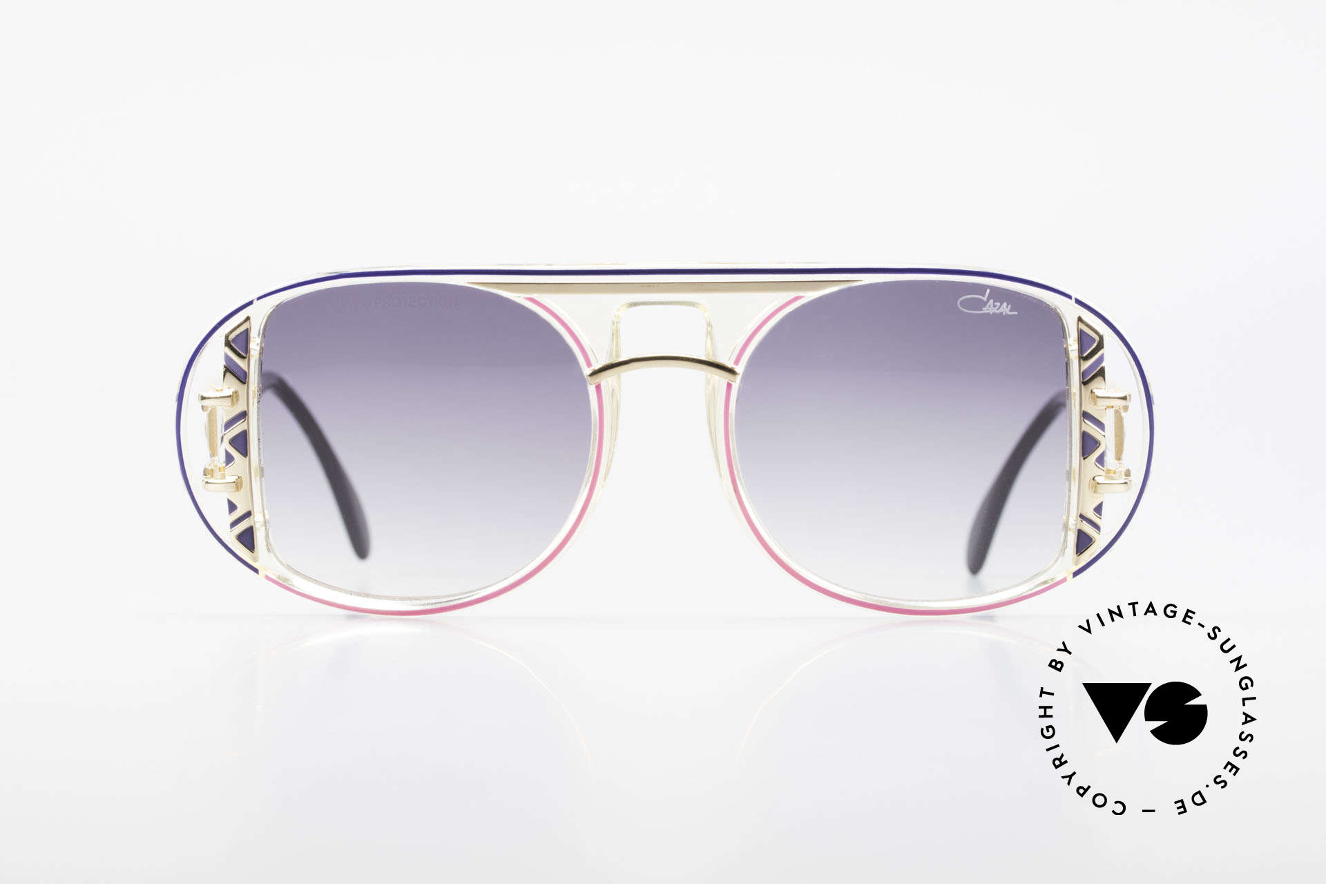 Cazal 875 Rare 90's Designer Sunglasses, spectacular Cazal designer shades from 1992/93, Made for Men and Women