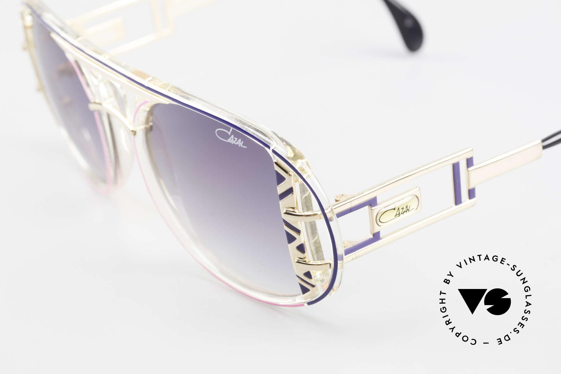 Cazal 875 Rare 90's Designer Sunglasses, a true eye-catcher (made for ladies & gentlemen), Made for Men and Women