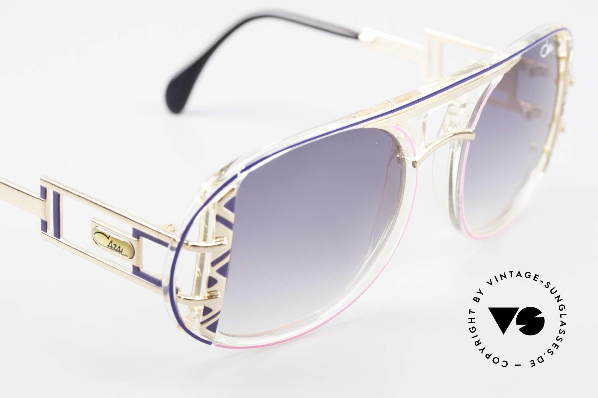 Cazal 875 Rare 90's Designer Sunglasses, unworn (like all our vintage designer sunglasses), Made for Men and Women