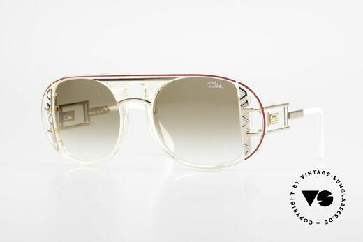 Cazal 875 Extraordinary 90's Sunglasses Details