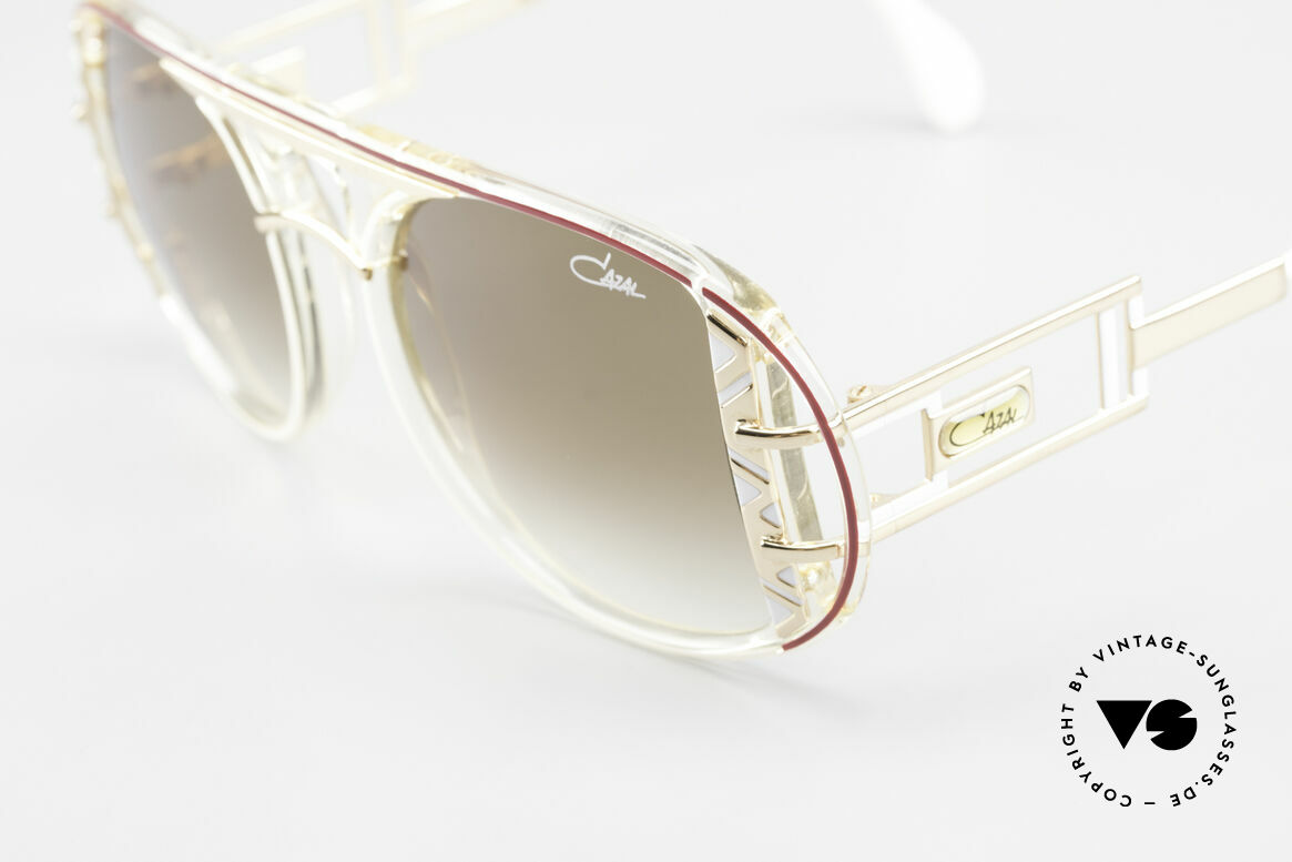 Cazal 875 Extraordinary 90's Sunglasses, a true eye-catcher (made for ladies & gentlemen), Made for Men and Women