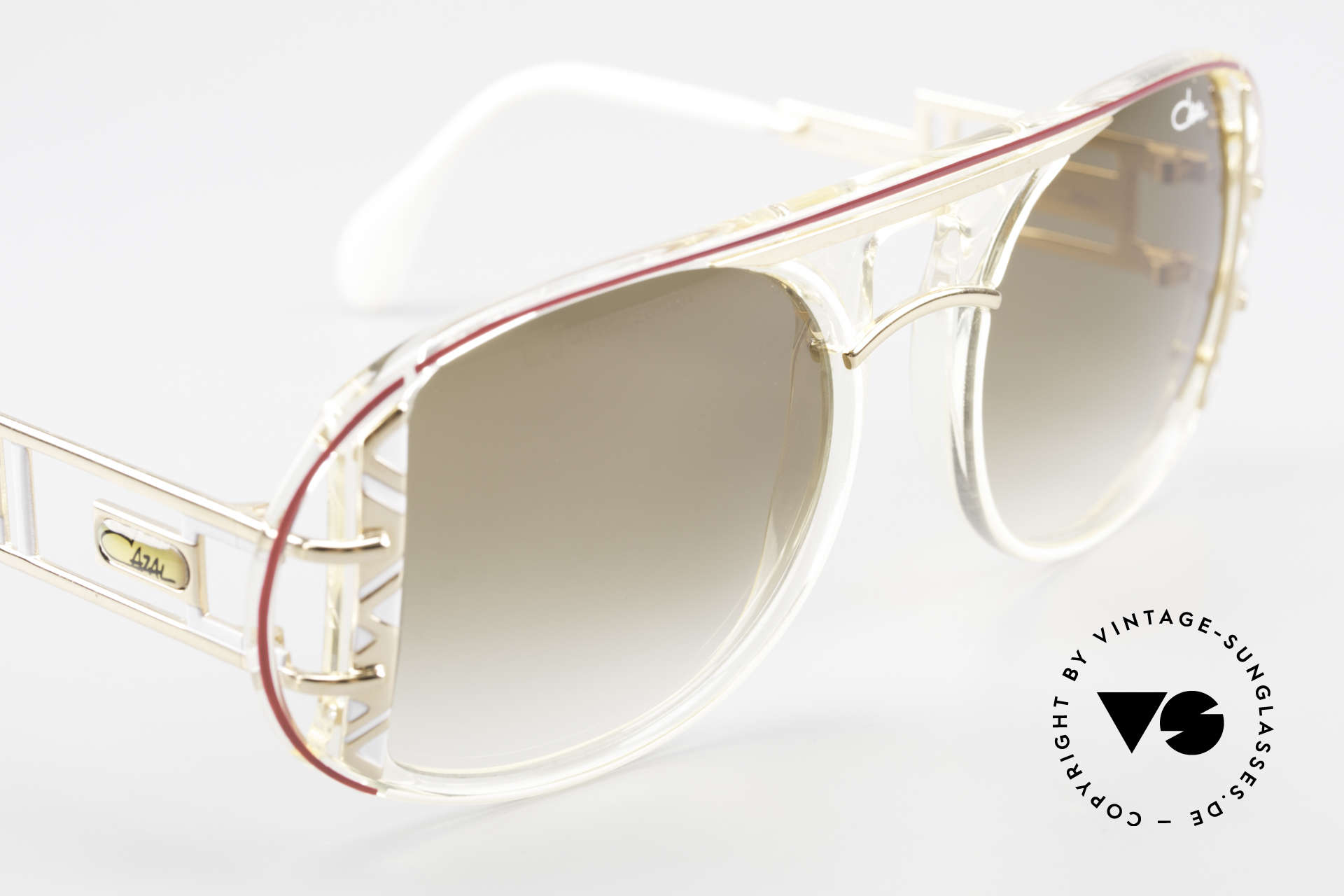 Cazal 875 Extraordinary 90's Sunglasses, unworn (like all our vintage designer sunglasses), Made for Men and Women