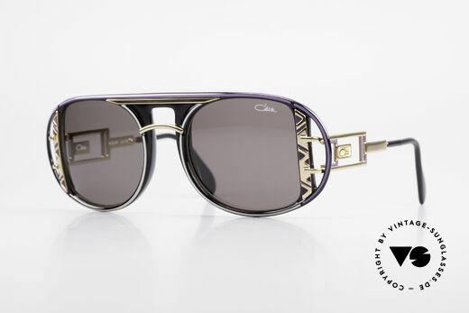 Cazal 875 Extraordinary Sunglasses 90's Details