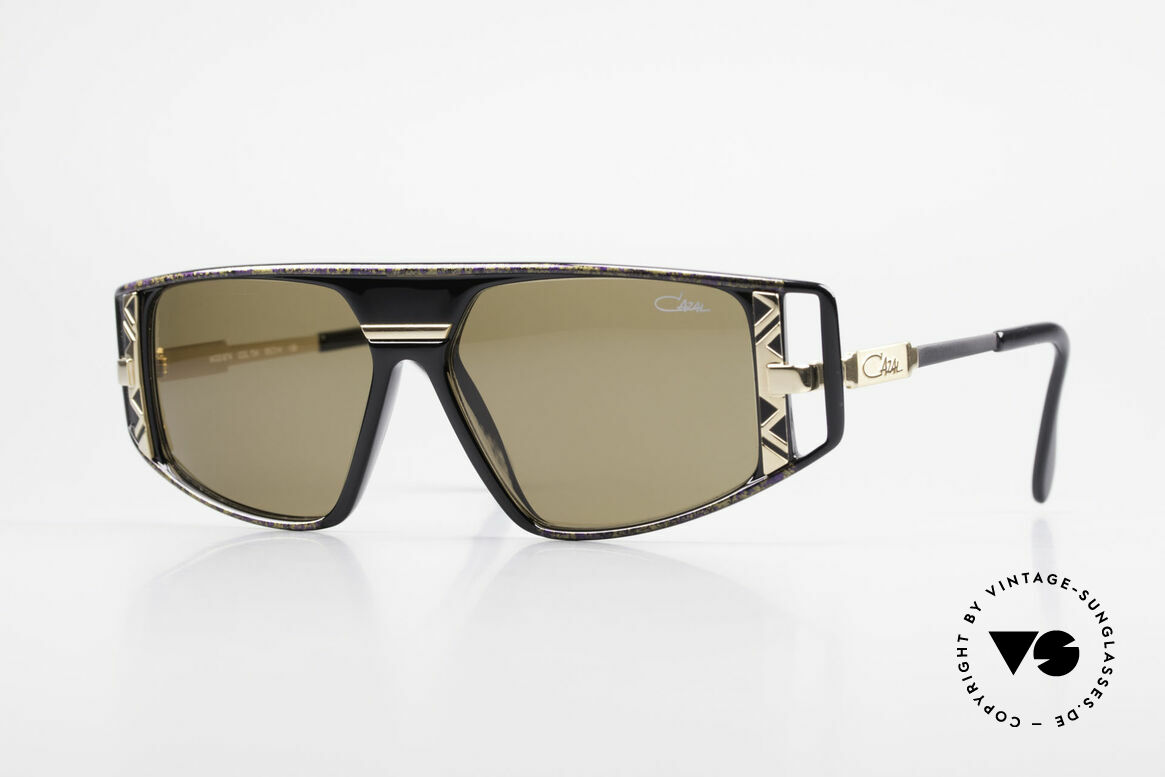 Cazal 874 Legendary 90's Sunglasses, vintage CAZAL designer sunglasses from 1993/1994, Made for Men and Women