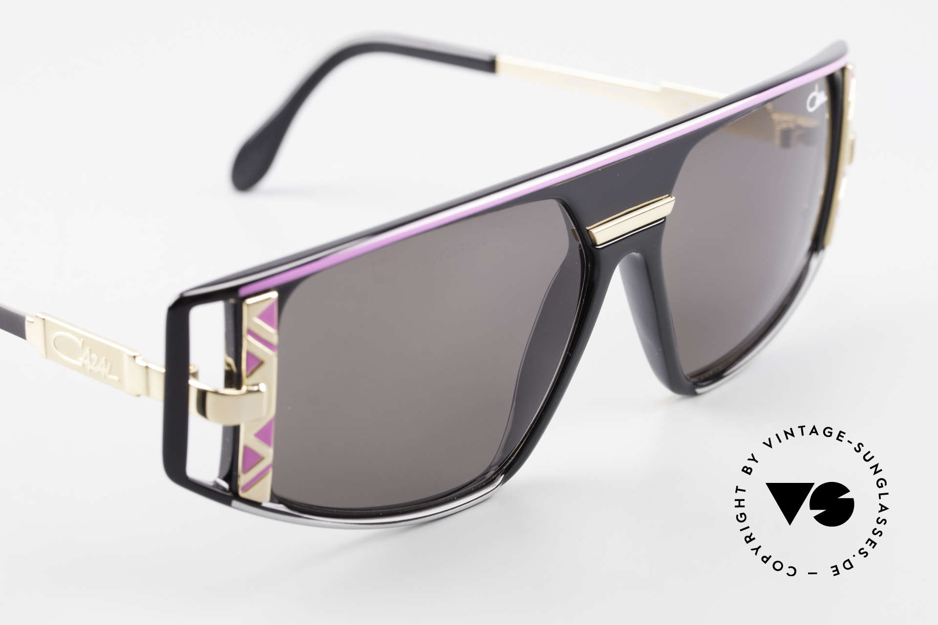 Cazal 874 90's Shades Lady Gaga Style, new old stock (like all our vintage CAZAL eyewear), Made for Men and Women