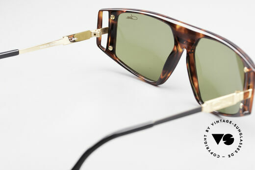 Cazal 874 90's Unisex Designer Shades, NO RETRO fashion, but a unique 25 years old rarity!, Made for Men and Women