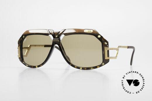 Cazal 870 Rare 80's Designer Shades Details
