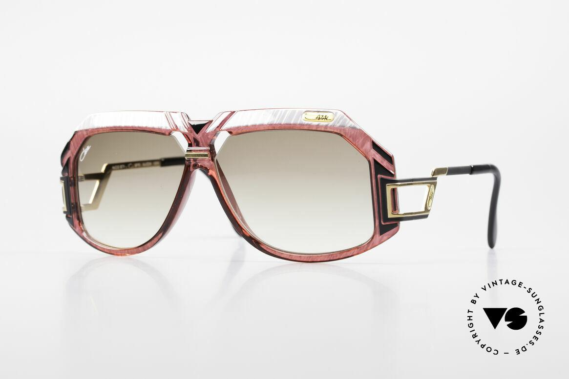 Cazal 870 Rare 80's Designer Sunglasses, ultra rare Cazal vintage designer shades from 1988, Made for Men and Women