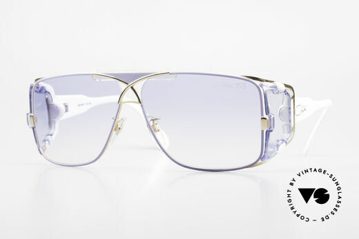 Cazal 955 80's Old School Sunglasses Details