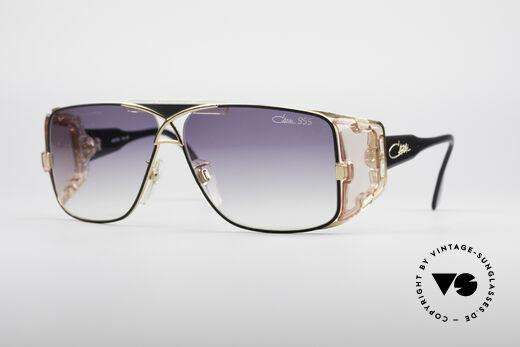 Cazal 955 80's Hip Hop Sunglasses Details