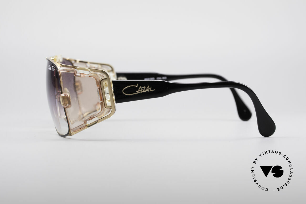 Cazal 955 80's Hip Hop Sunglasses