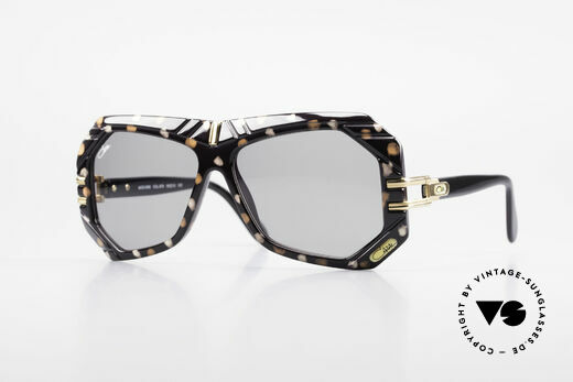 Cazal 868 West Germany Designer Shades Details