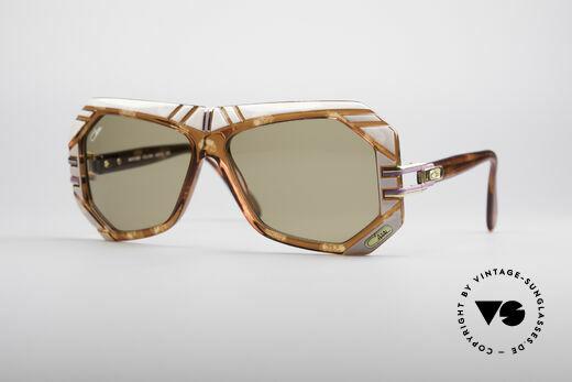Cazal 868 Extraordinary Designer Shades Details