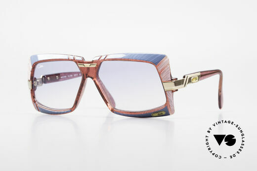 Cazal 869 80's 90's Cazal Designer Shades Details