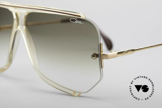 Cazal 850 Old School 80's Sunglasses