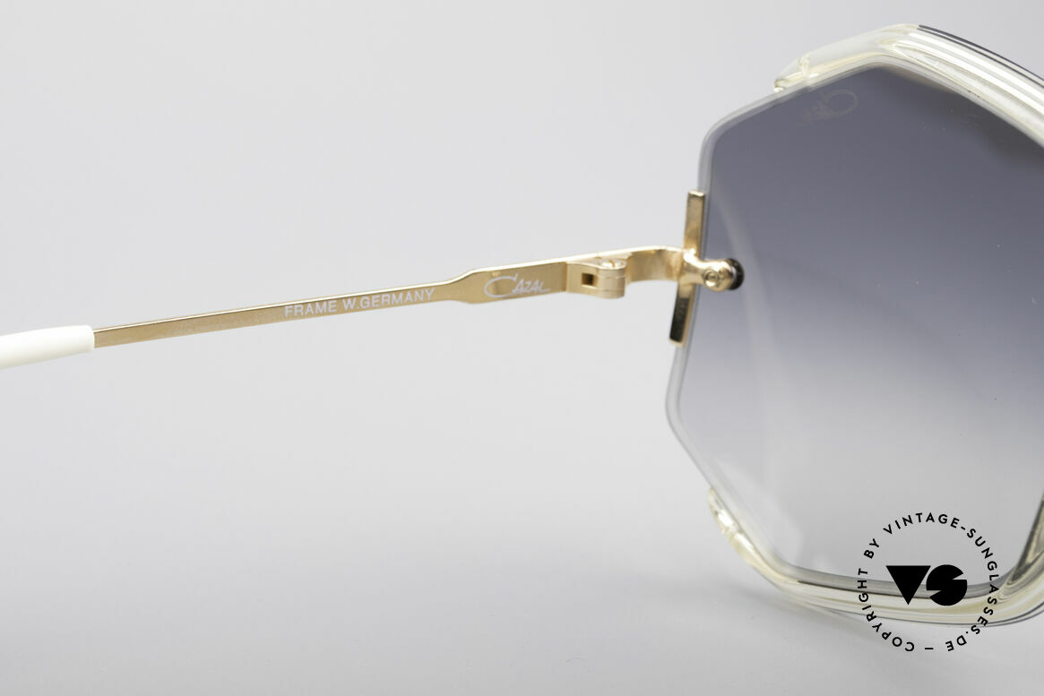 Cazal 852 Oversized 80's Sunglasses