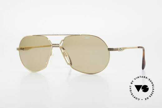 Cazal 968 Al Pacino Movie Sunglasses Details