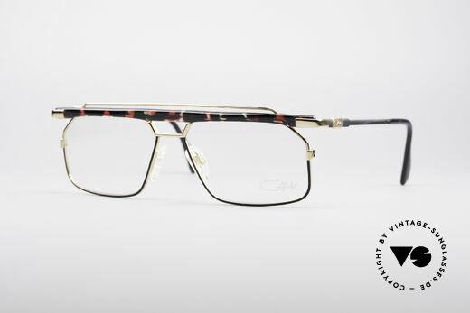 Cazal 752 Ultra Rare Vintage Glasses Details