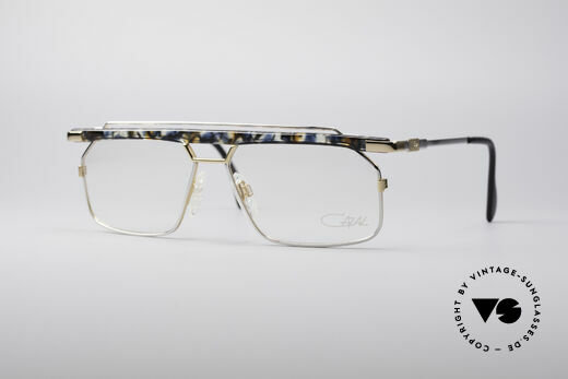 Cazal 752 Extraordinary Vintage Glasses Details