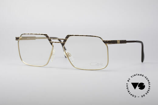 Cazal 760 90's Vintage Men's Glasses Details