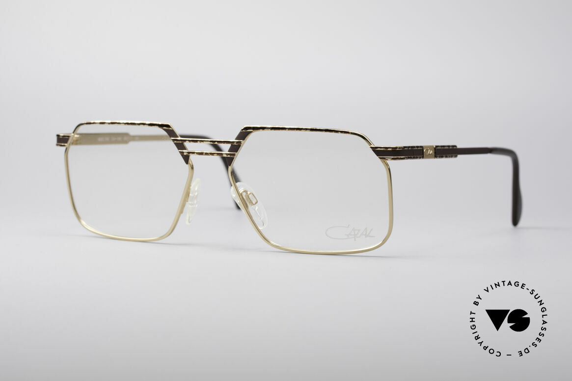 Cazal 760 90's Vintage Men's Glasses