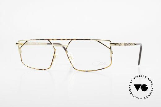 Cazal 751 90's Designer Eyeglasses Details