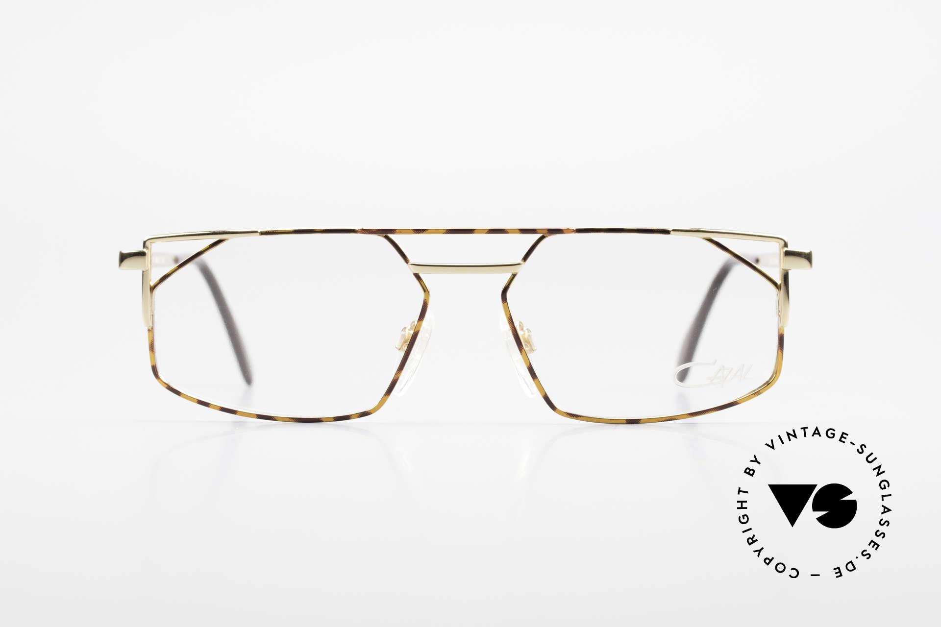 Cazal 751 90's Designer Eyeglasses, top-notch eyeglass-frame by CAZAL from 1993/94, Made for Men