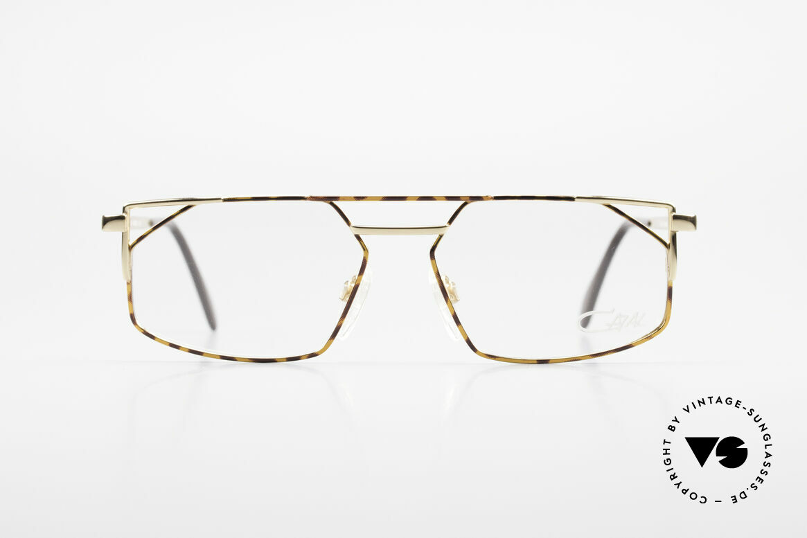 Cazal 751 90's Designer Eyeglasses, top-notch eyeglass-frame by CAZAL from 1993/94, Made for Men