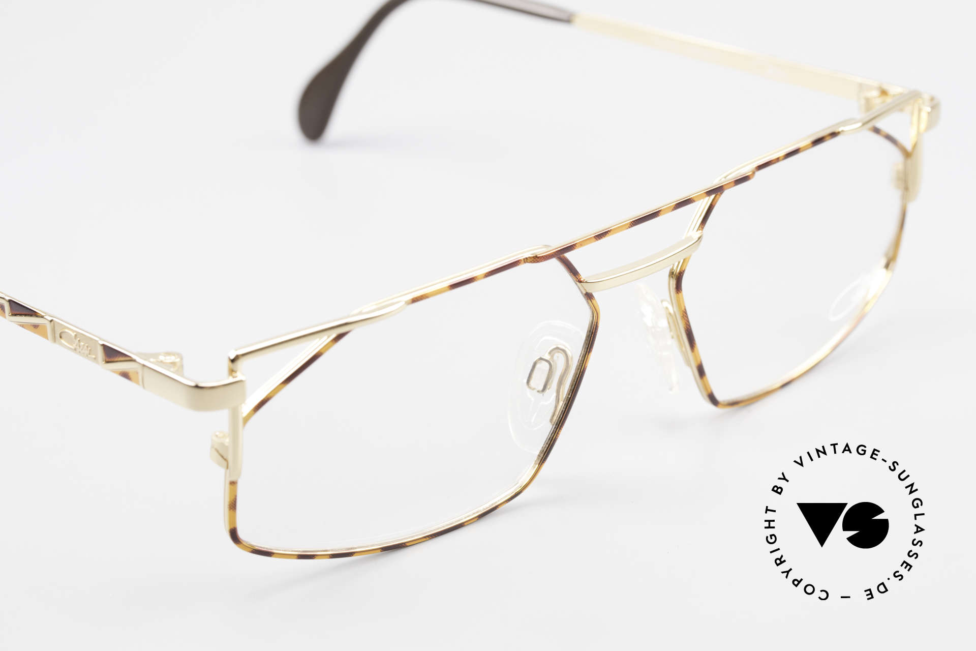 Cazal 751 90's Designer Eyeglasses, NO RETRO glasses, but a rare old 1990's ORIGINAL!, Made for Men