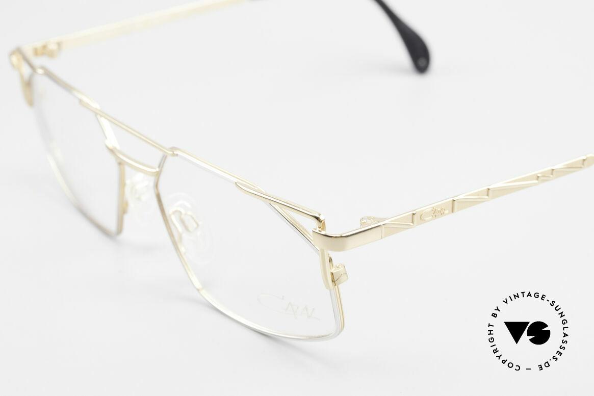 Cazal 751 Old 90's Designer Eyeglasses, NO RETRO glasses, but a rare old 1990's ORIGINAL!, Made for Men