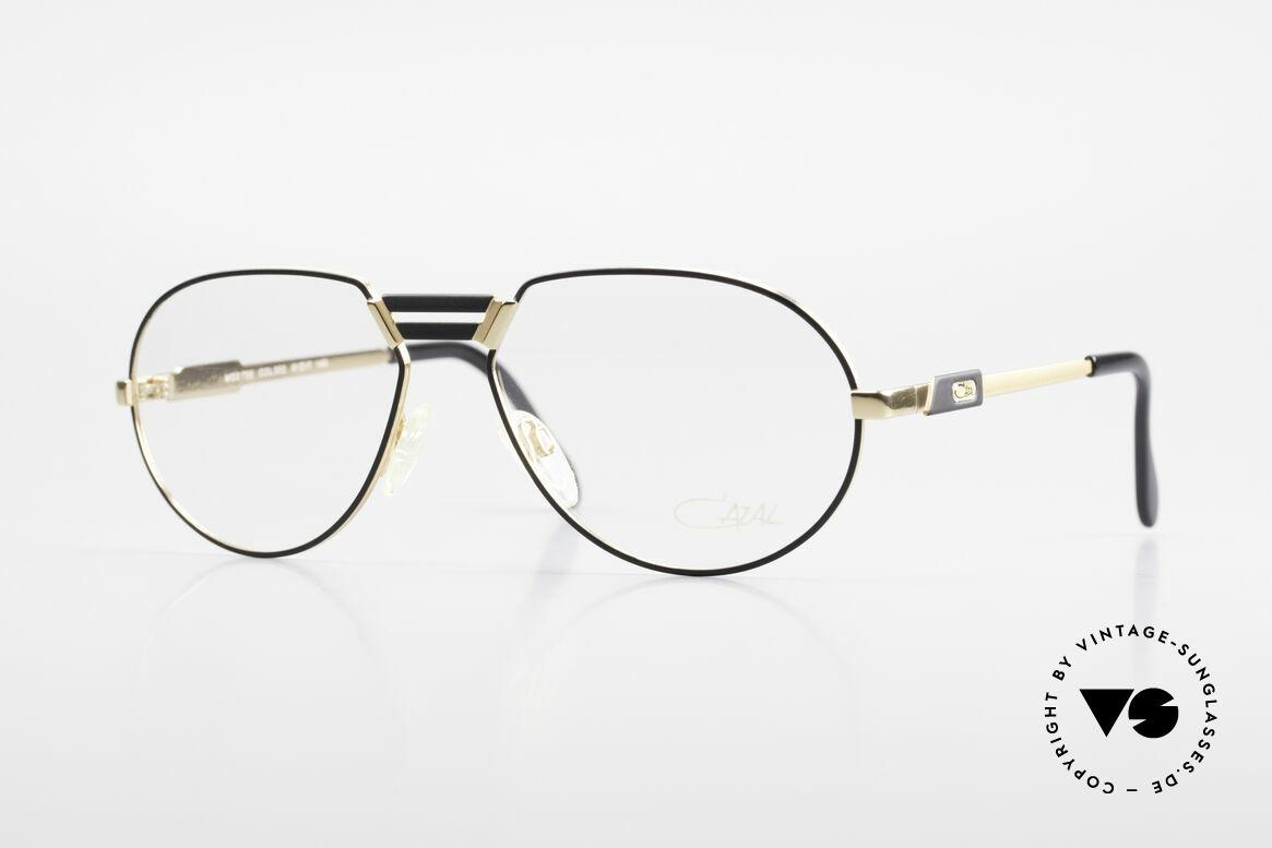 Cazal 739 Extraordinary Eyeglasses, unique CAZAL eyeglasses for men from 1989/90, Made for Men