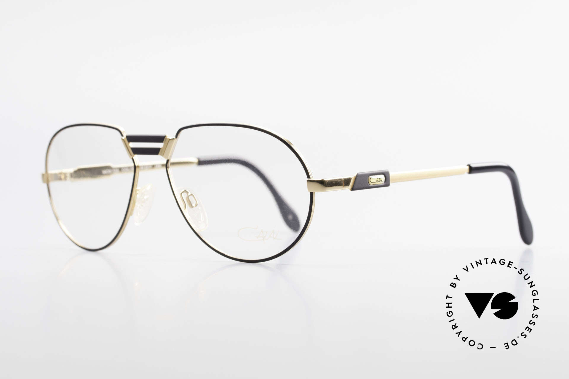 Cazal 739 Extraordinary Eyeglasses, very elegant and top-quality; made in Germany, Made for Men