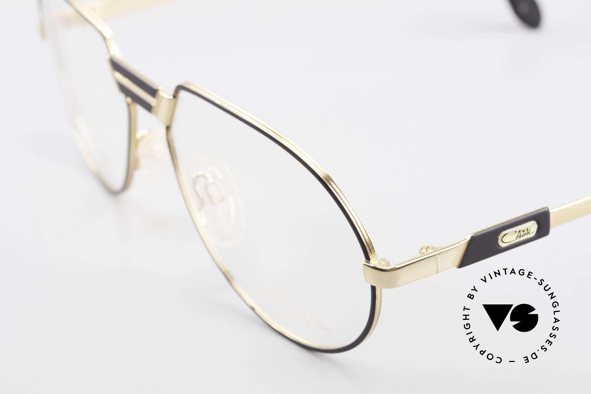 Cazal 739 Extraordinary Eyeglasses, NO retro specs, but a genuine old vintage original, Made for Men
