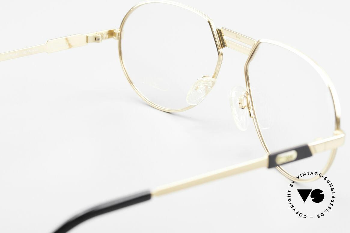 Cazal 739 Extraordinary Eyeglasses, new old stock (like all our vintage Cazal eyewear), Made for Men
