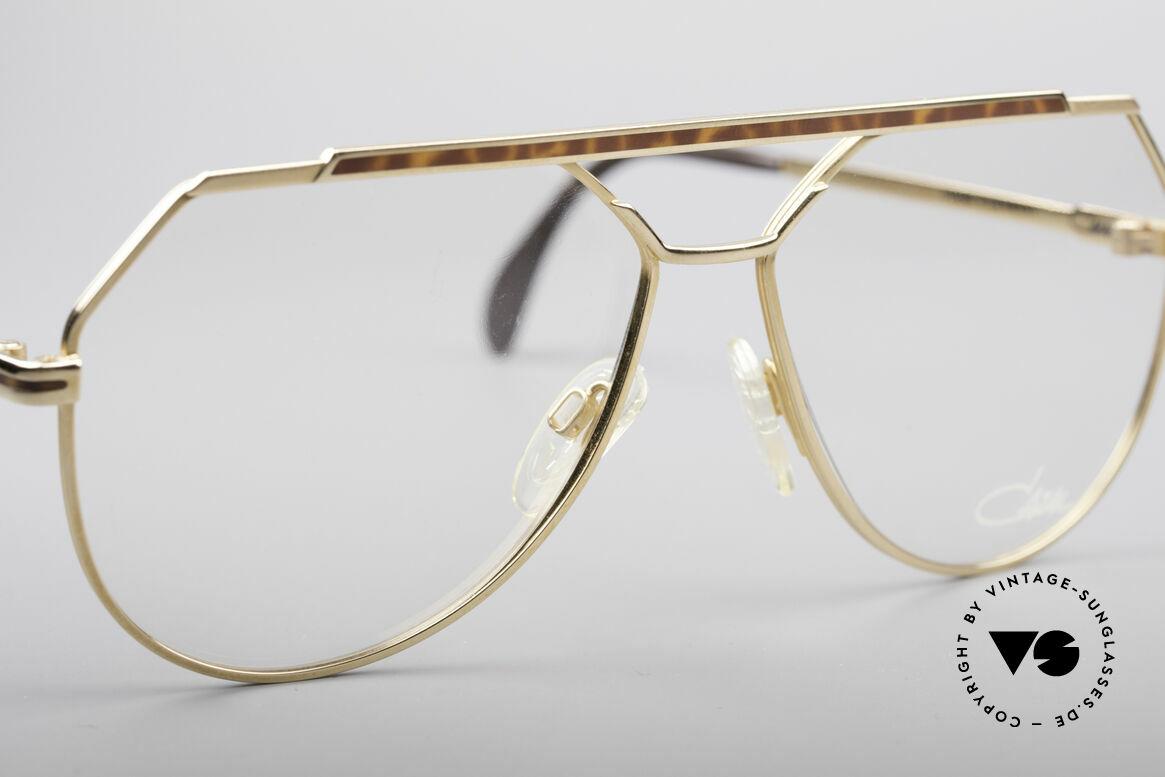 Cazal 733 80's Men's Aviator Glasses