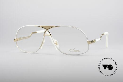 Cazal 737 80's vintage Men's Glasses Details