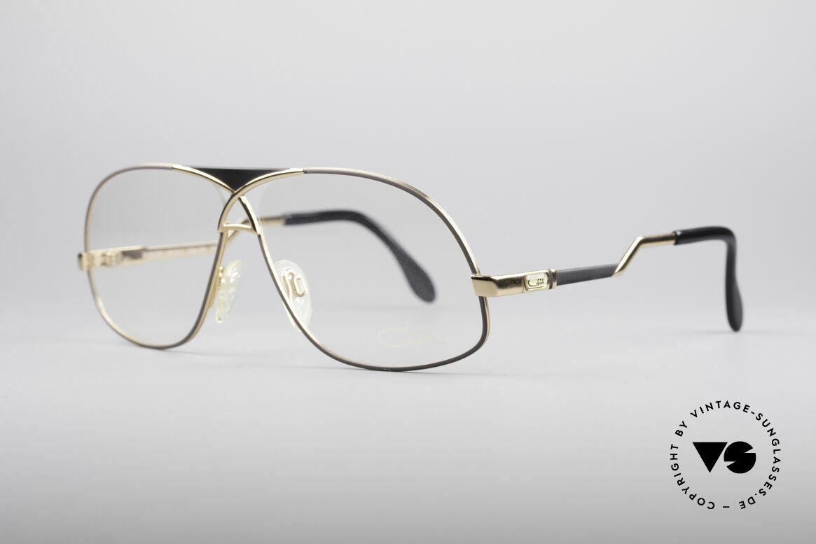Cazal 737 80's vintage Men's Glasses