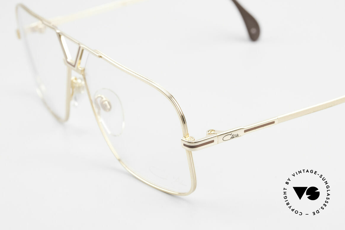 Cazal 725 Rare Vintage 1980's Eyeglasses, new old stock (like all our vintage Cazal specs), Made for Men