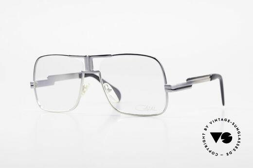 Cazal 701 Ultra Rare CAzal 70's Glasses Details